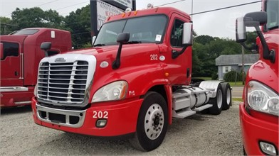 FREIGHTLINER CASCADIA ROAD TRAILER  VIN Other Auction