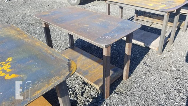 Welding Table For Sale >> Lot 876 Hd Welding Table For Sale In Dighton Massachusetts