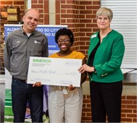 $1,000 Donation to 2020 ChaTech Scholarship Fund