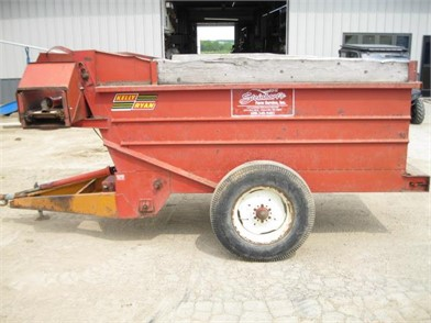 KELLY RYAN Feed/Mixer Wagon For Sale In Wisconsin - 1