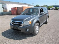 2008 FORD ESCAPE 147631 KMS