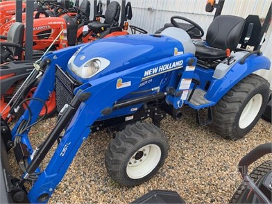 NEW HOLLAND BOOMER 25 For Sale - 5 Listings   TractorHouse