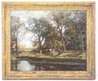 ARNOLD MARC GORTER (DUTCH, 1866-1933).