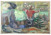PEPPINO MANGRAVITE (AMERICAN, 1896-1976).