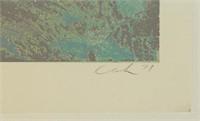 ED CLARK (AFRICAN AMERICAN, b. 1926).
