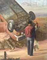 VINCENT DESIDERIO (AMERICAN, b. 1955).
