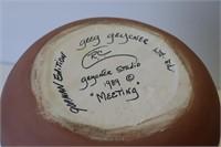 R C Gorman  (U.S.A.1932 - 2005) Ceramic Vessel
