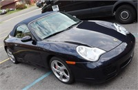 2004 Porsche Carrera 4S AWD with Soft & Hard Tops