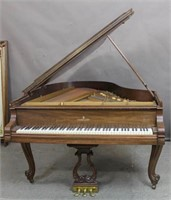 STEINWAY & Sons Baby Grand Piano Serial #259781.