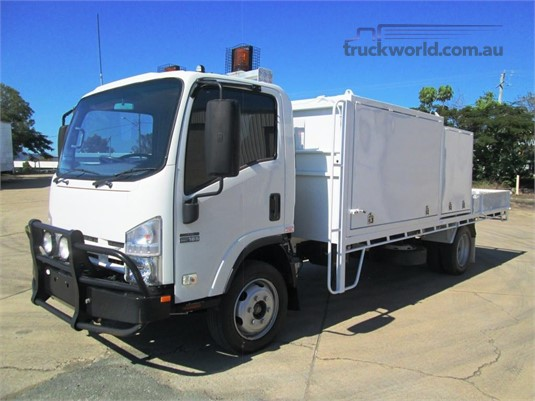 2012 Isuzu NQR 450 Long Trucks for Sale