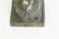 A Large Bronze Figure of Nandi.