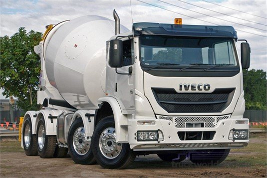 2018 Iveco Acco 2350K - Trucks for Sale