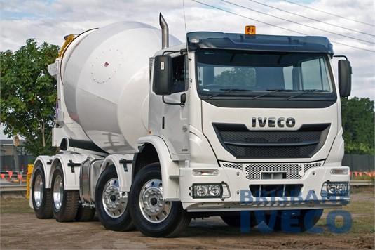 2018 Iveco Acco 2350K Iveco Trucks Brisbane - Trucks for Sale