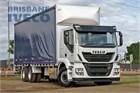 2019 Iveco Stralis ATi360 Tautliner / Curtainsider