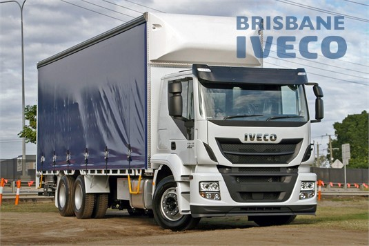 2019 Iveco Stralis ATi360 Iveco Trucks Brisbane - Trucks for Sale