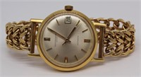 JEWELRY. Men's Vacheron Constantin Watch.
