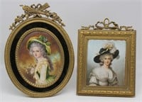 Assorted French Objets D'Art.