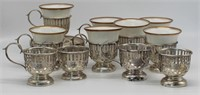 STERLING. Grouping of Assorted Silver.