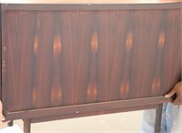 MIDCENTURY. Pair Of Rosewood 4 Drawer Chests.