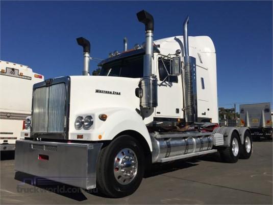 2014 Western Star 4964FX Westar - Trucks for Sale