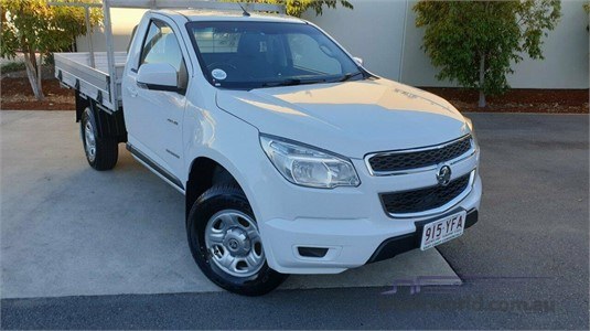 2014 Holden Colorado RG Light Commercial for Sale