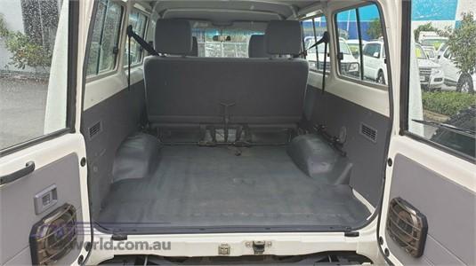 2017 Toyota Landcruiser Vdj78r Gxl Troopcarrier - Truckworld.com.au - Light Commercial for Sale