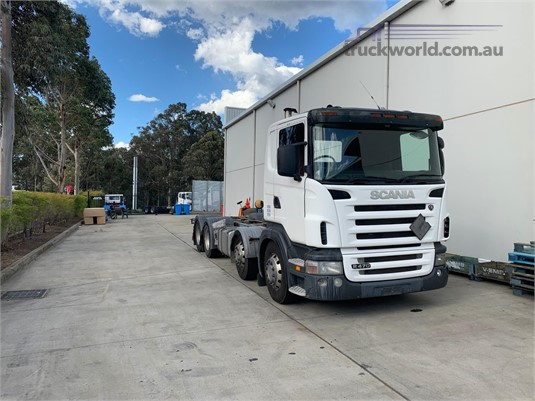 2007 Scania R470 Trucks for Sale