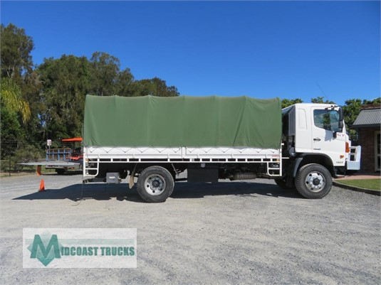 2012 Alltruck Table / Tray Top Midcoast Trucks - Truck Bodies for Sale