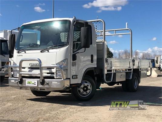 2015 Isuzu NPR 200 National Truck Wholesalers Pty Ltd - Trucks for Sale
