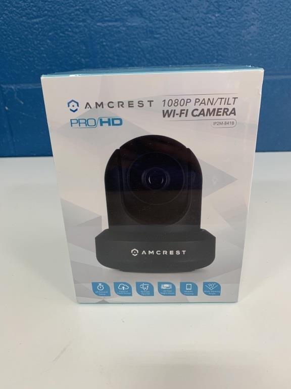New in Sealed Box Amcrest WiFi Camera | Coughlin Estate Sales