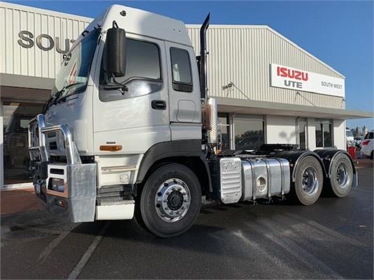 2008 Isuzu Gigamax EXY 510 - Trucks for Sale