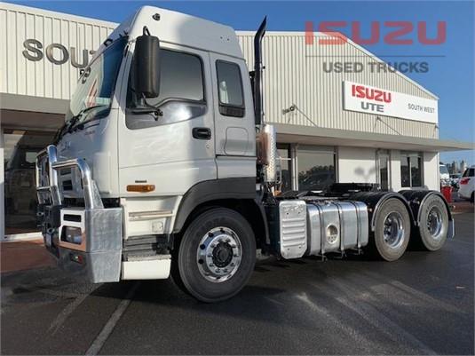 2008 Isuzu Gigamax EXY 510 Used Isuzu Trucks - Trucks for Sale