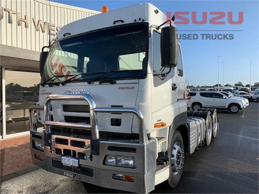 2008 Isuzu Gigamax EXY 510 Premium Used Isuzu Trucks - Trucks for Sale
