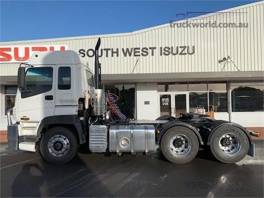 2008 Isuzu Gigamax EXY 510 Premium South West Isuzu - Trucks for Sale
