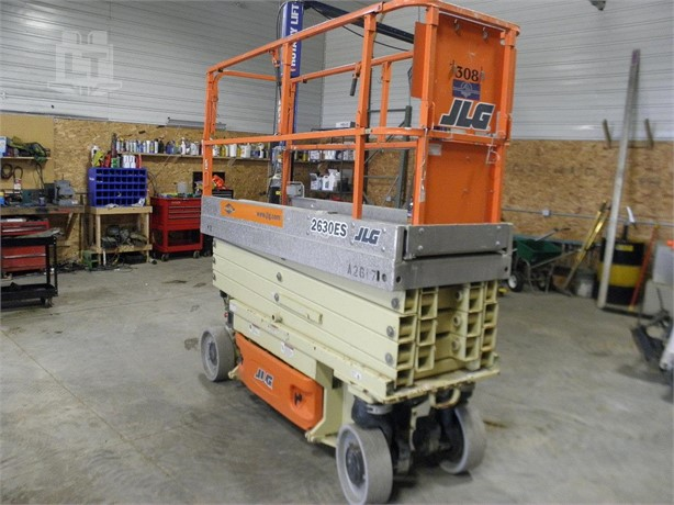 JLG Scissor Lifts For Sale - 1841 Listings | LiftsToday com