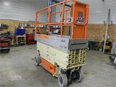 JLG 2630ES For Sale - 189 Listings | MachineryTrader com