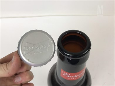 Pastoe Fibre Tv Kast.Budweiser Millennium Limited Ed Display Bottle Other Items For