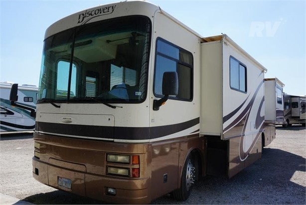 FLEETWOOD DISCOVERY 39A Class A Motorhomes For Sale - 1