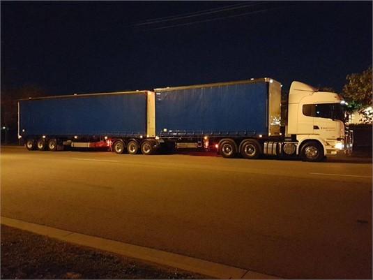 2014 Scania R620 - Trucks for Sale