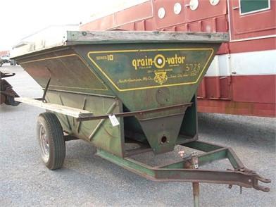 GRAIN-O-VATOR Feed/Mixer Wagon For Sale - 12 Listings