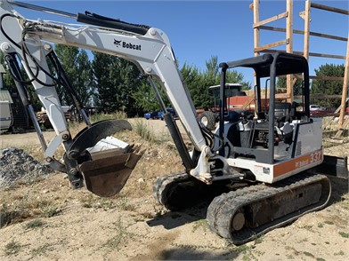 BOBCAT Mini (Up To 12,000 Lbs) Excavators For Sale - 1083