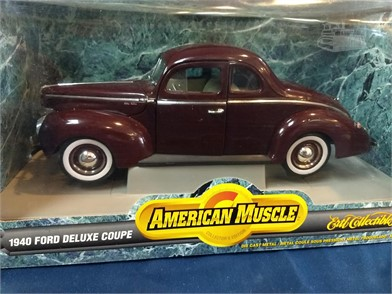 AMERICAN MUSCLE 40 FORD DELUXE COUPE 1:18 Other Items For