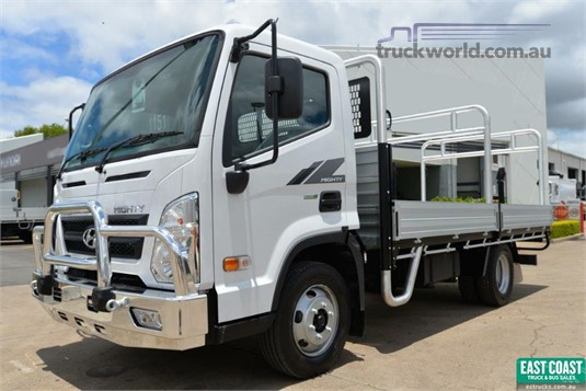 2018 Hyundai Mighty EX4 - Trucks for Sale