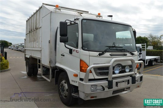 2010 Hino 500 Series FG - Trucks for Sale