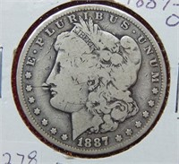 Weekly Coins & Currency Auction 8-23-19