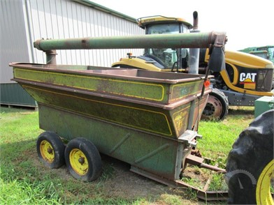 Feed/Mixer Wagon Online Auctions - 25 Listings | AuctionTime