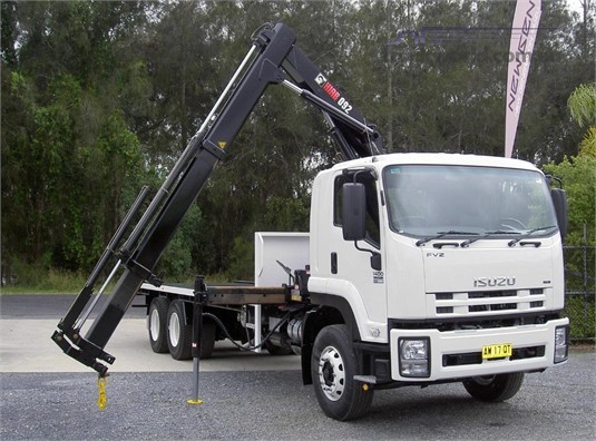 2013 Isuzu FVZ 1400 Long - Trucks for Sale