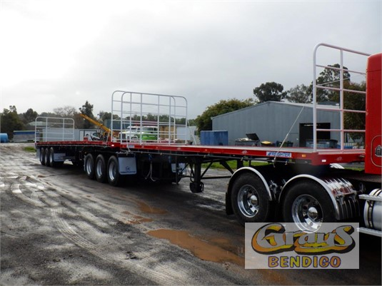 1999 Freighter B Double Combination Grays Bendigo  - Trailers for Sale