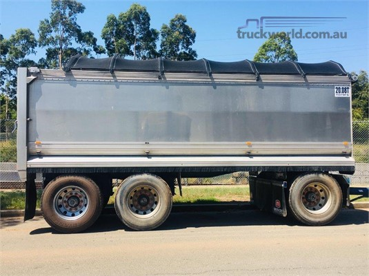 2009 Muscat Super Dog - Trailers for Sale