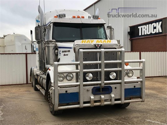 2007 Western Star 4800FX - Wrecking for Sale